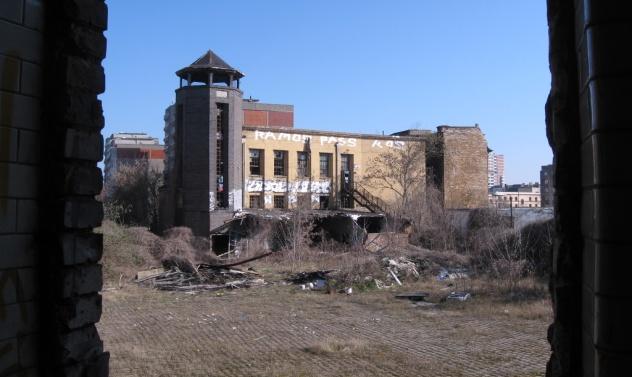 Halle: Alte Brauerei (2009)