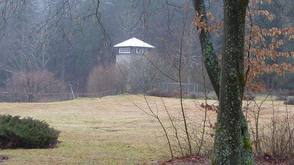 Mémorial Camp de Flossenbürg, Allemagne, © I.Milliès, drac paca