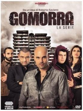 1. Cover der italienischen DVD